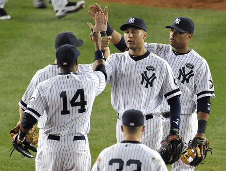 The New York Yankees may have been victorious before, but they won't be as lucky this year.(David Pokress/Newsday/MCT)