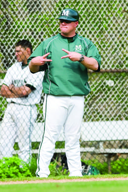 Head baseball coach Kevin Leighton looks to continue Fordham's  winning tradition. (Courtesy of Fordham Sports )