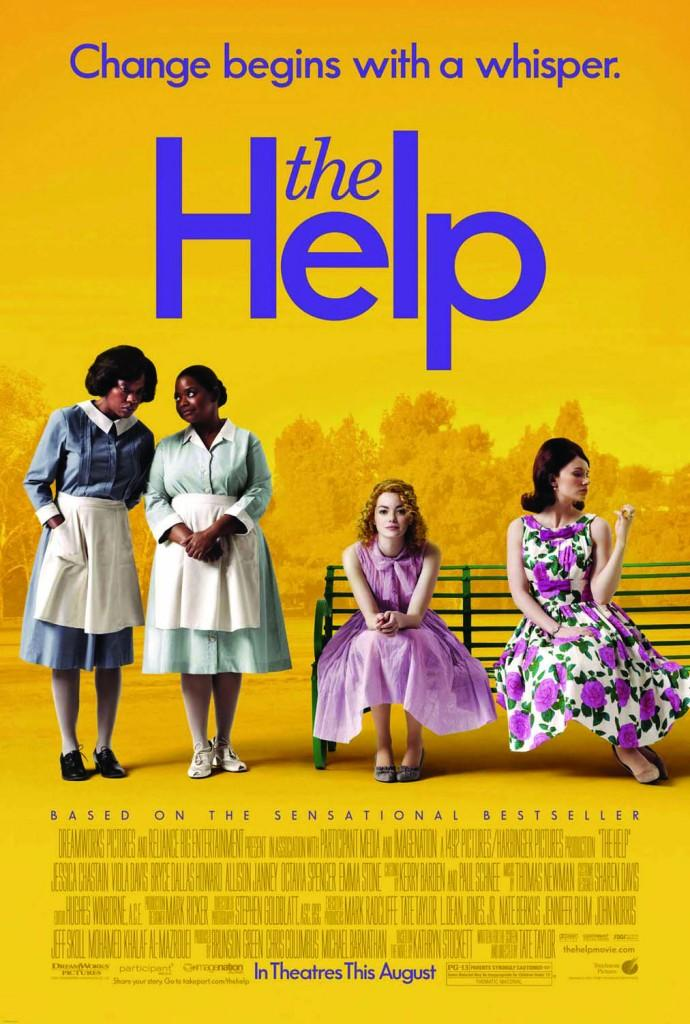 "Although the film version of ""The Help"" may merit critics' remarks, the original novel successfully addresses race in 1960's Jackson, Miss. (Courtesy of Dreamworks)"