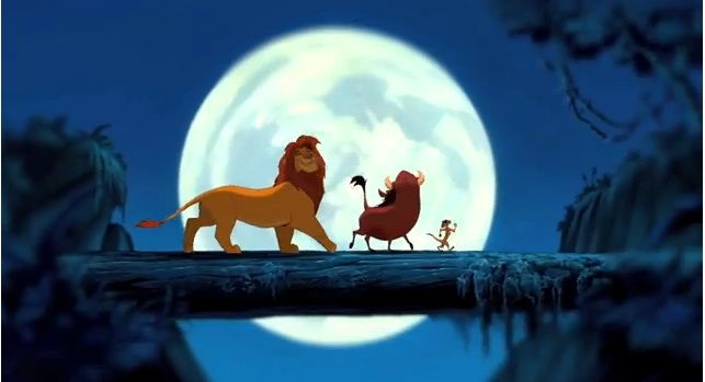 The Lion King Rereleased in 3-D: One Dimension Too Many?