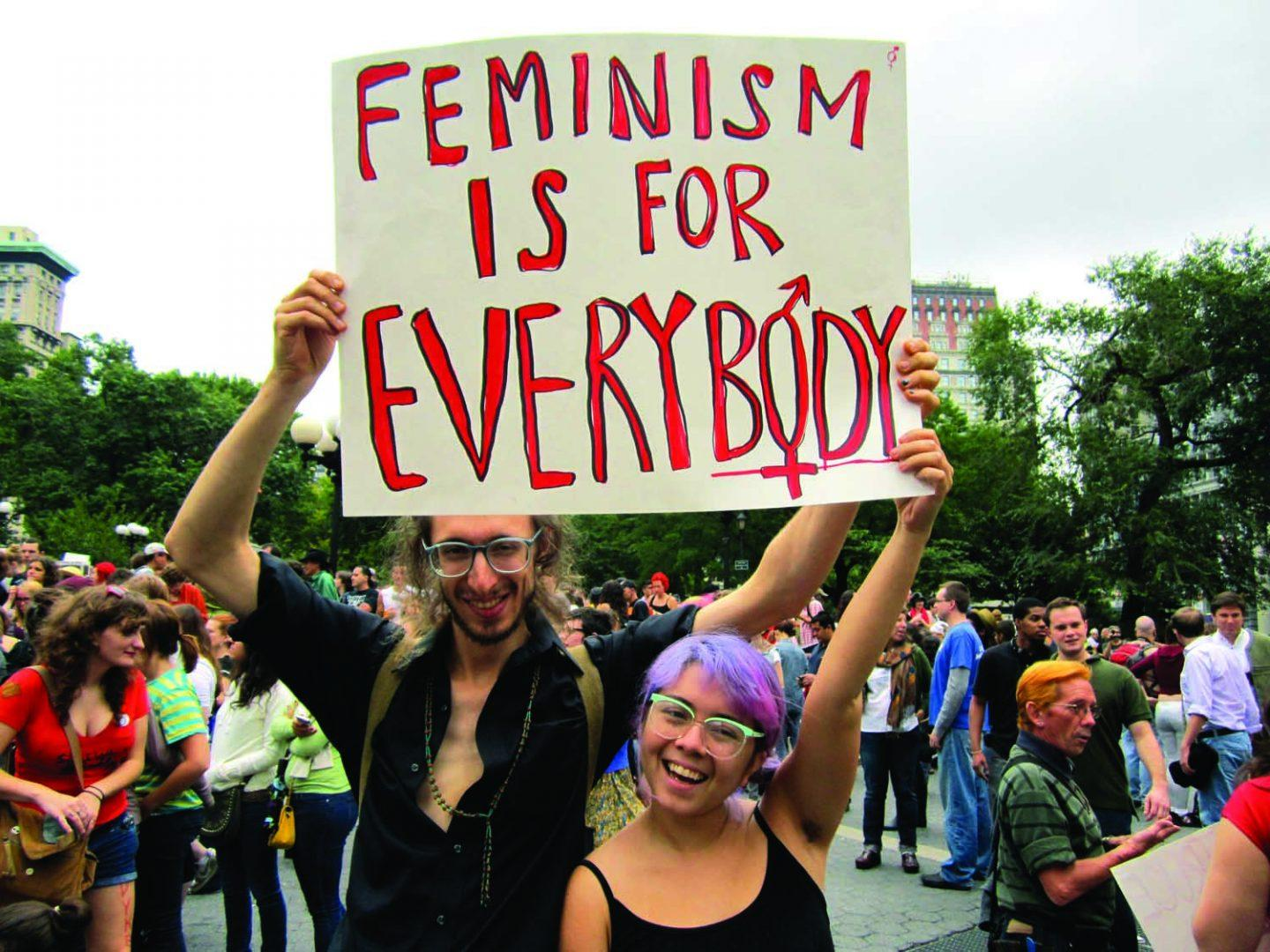 Occupy Wall Street protests and New York City's SlutWalk In Photos