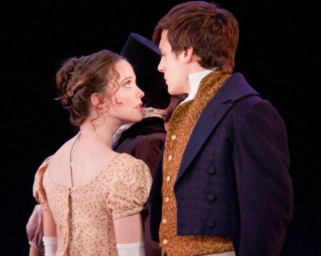 The New York Musical Theatre Festival celebrates another year on Broadway with a Jane Austen-inspired play. (Courtesy of New York Musical Theatre/The Observer)