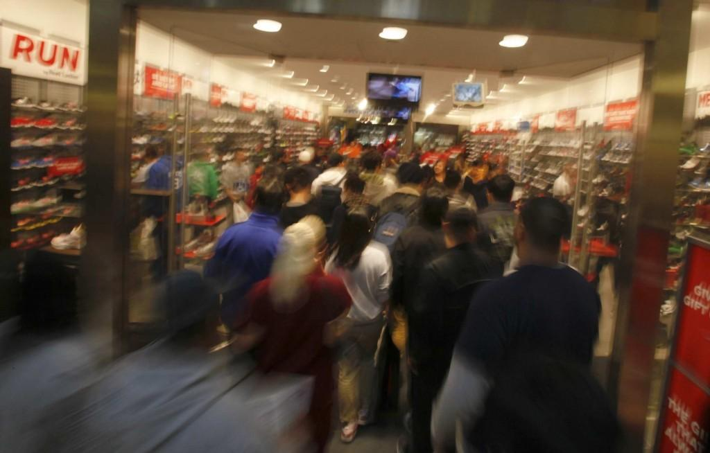 If you want to avoid the craziness that is Black Friday, check out Cyber Monday instead. (Mark Boster/Los Angeles Times/MCT)