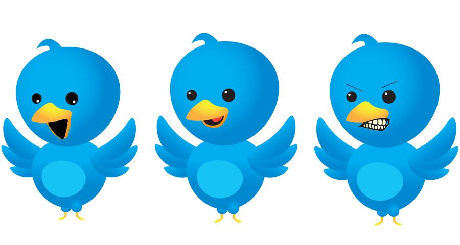 Twitter Data Shows Trends in User Moods Across the Globe
