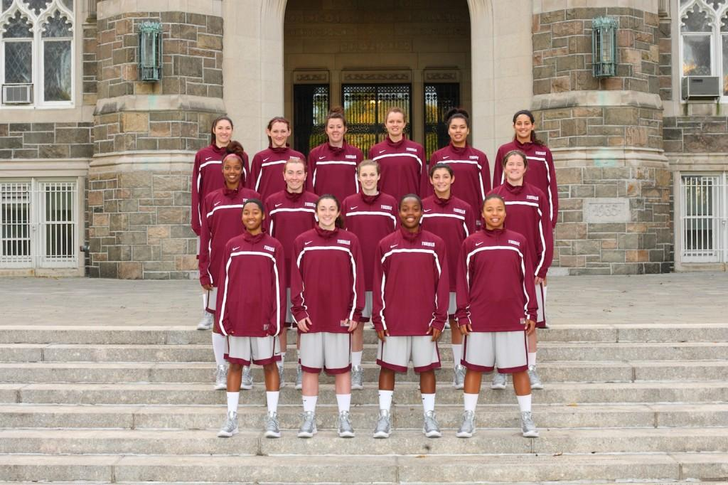 ve Featuring a plethora of new faces, the women's basketball team is ready to improunder new head coach, Stephanie Gaitley, this season. (Courtesy of Fordham University)