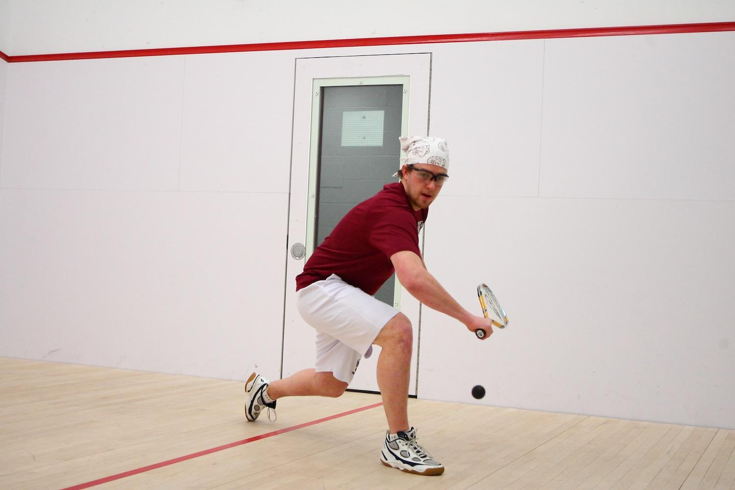 Led By Experience, Squash Team Looks to the Future
