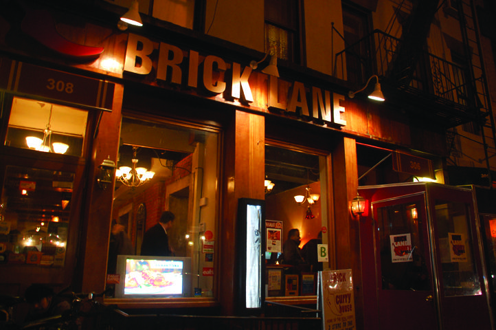 Brick Lane Curry House offers a challenge to lovers of spicy food. (Darryl Yu/The Observer)
