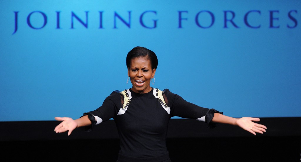 Public figures like Michelle Obama exemplify the qualities that should make for a true celebrity. (Olivia Douliery/Abaca Press/MCT)