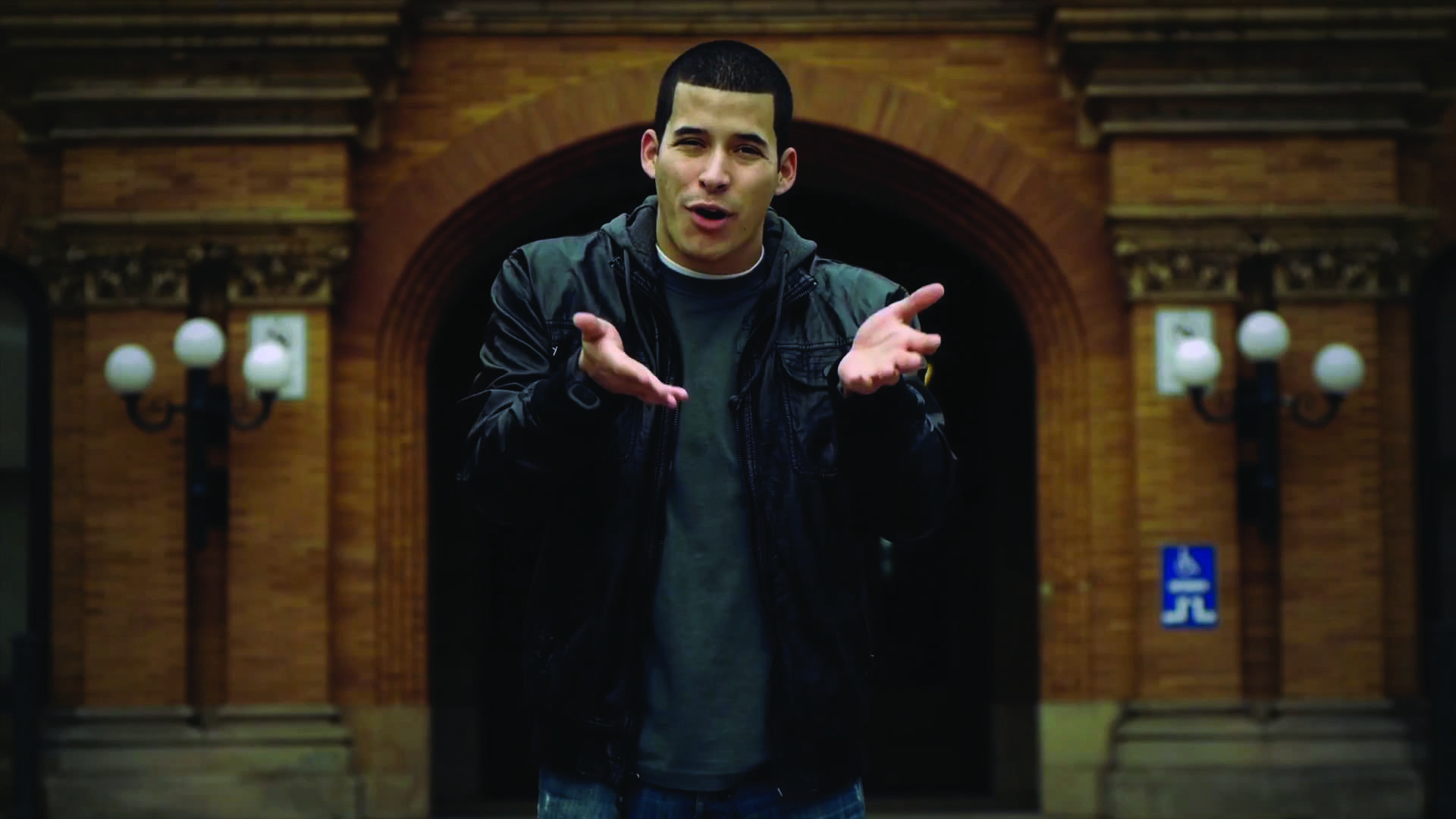 YouTube poet Jefferson Bethke favors faith over religion. (Courtesy of BBAL1989/YouTube)