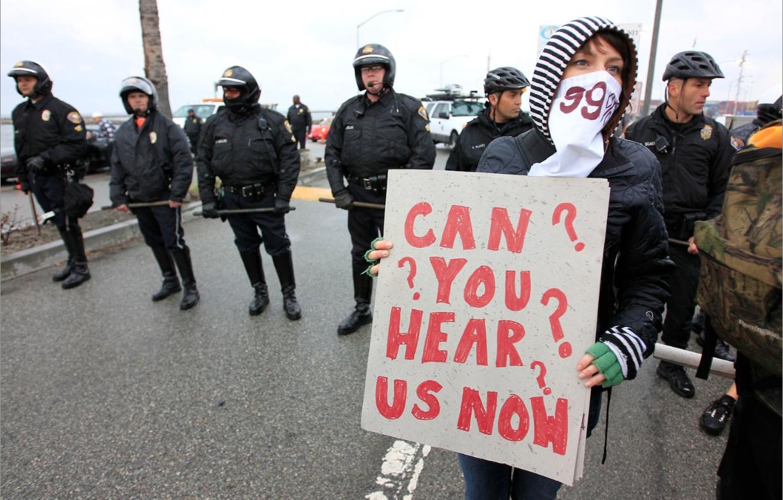 Occupy Wall Street Must Make Headlines Again