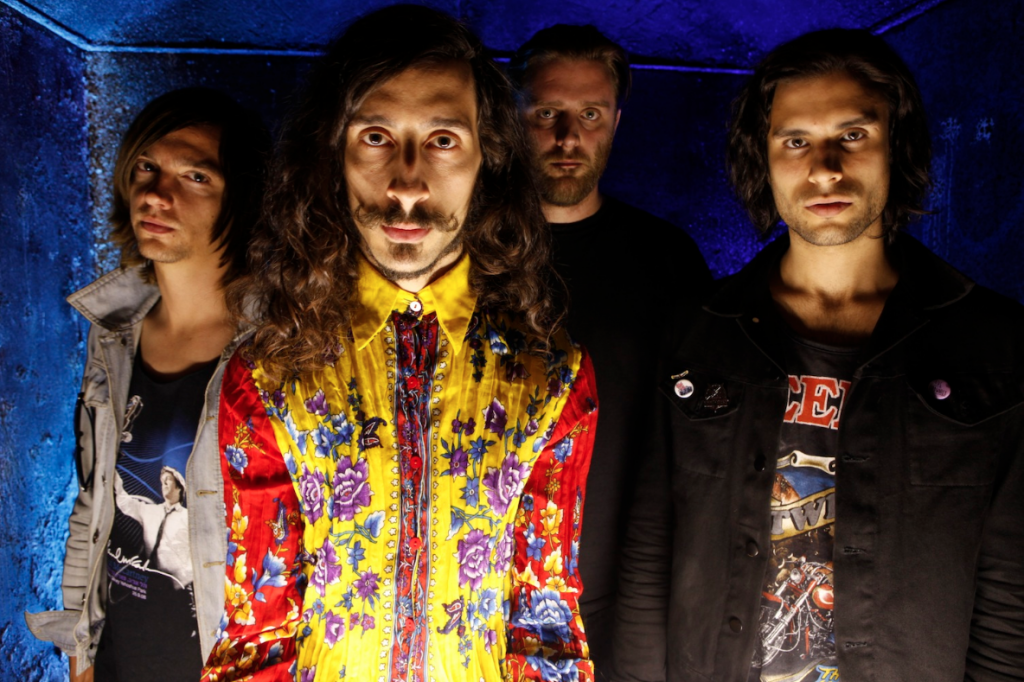 Bristol-based band Turbowolf is one of the few bands who take the live performance and resurrect it for 2012. (Courtesy of Turbowolf)