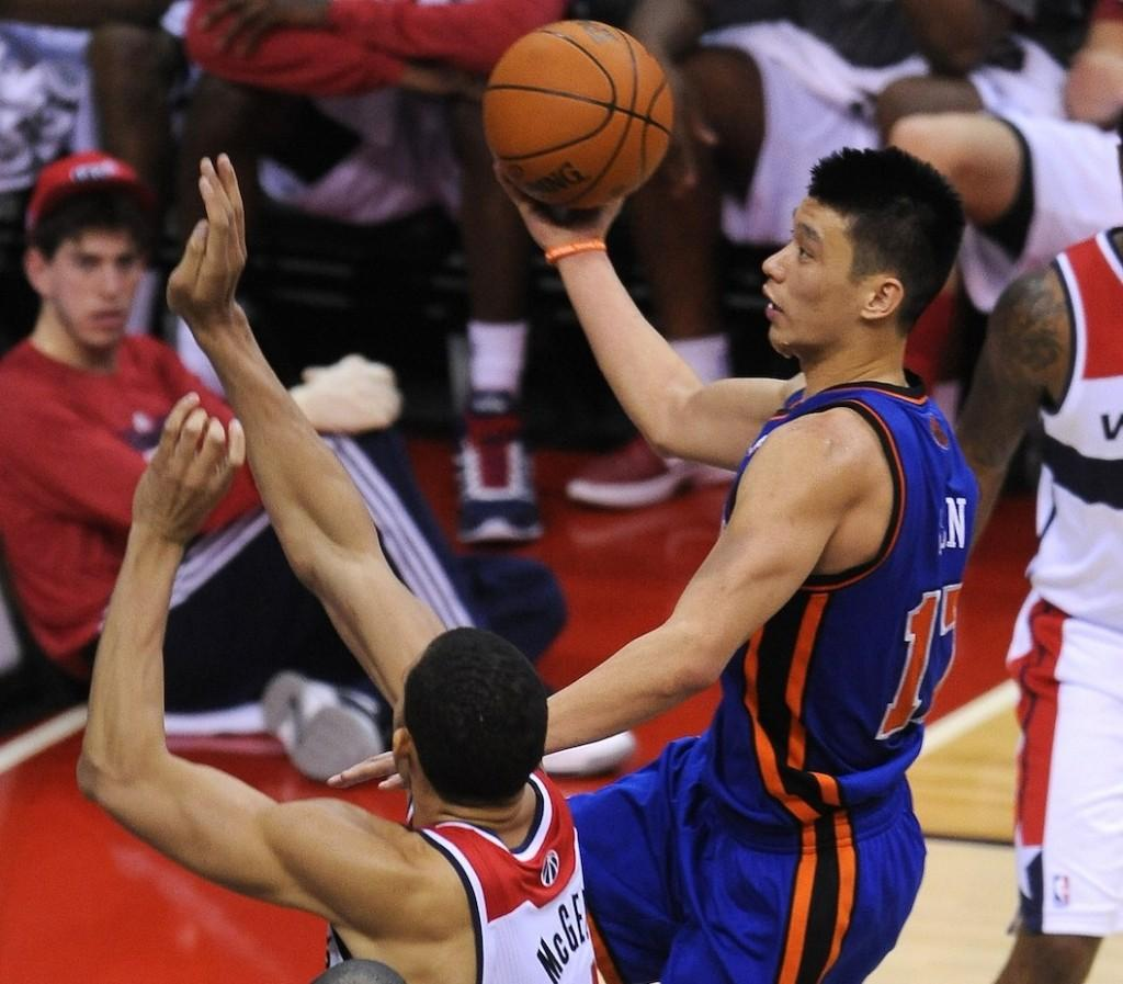 Jeremy Lin has been the catalyst behind the Knicks 6-game winning streak. (Chuck Myers/MCT)