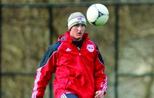 New York Red Bulls Draft Fordham Star Goalie Ryan Meara