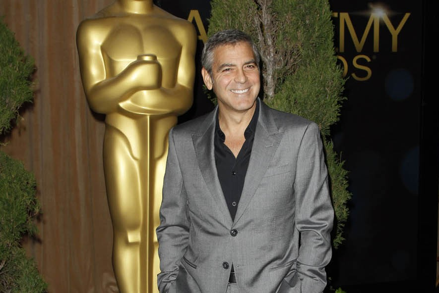 George+Clooney+is+an+Academy+favorite.+Most+likely+because+the+majority+of+voters+are+older+white+men+who+wish+they+looked+like+him.+%28Kirk+McKoy%2FLos+Angeles+Times%2FMCT%29