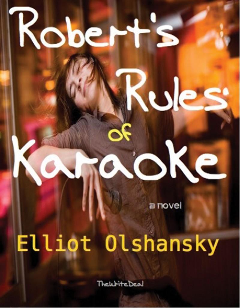 Fordham graduate student, Elliot Olshanksky, publishes first novel. (Courtesy of Elliot Olshanksy)