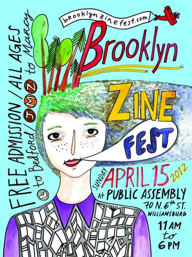 Brooklyn Zinefest Welcomes All Things Weird