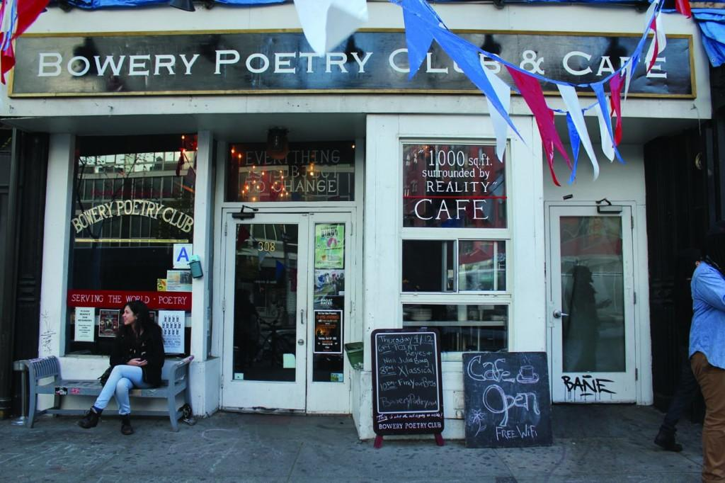 Celebrate the Rhythm of the City For National Poetry Month