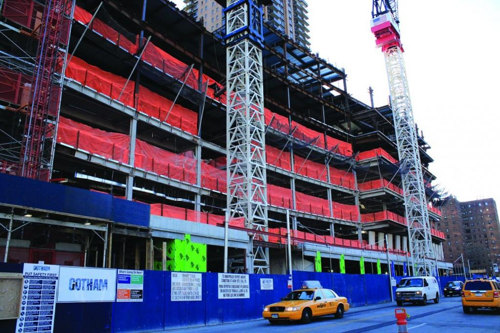 The construction of the new law school will bring new space for the Gabelli School of Business to expand to the Lincoln Center campus.  In addition, it will allow for opportunities to reassess the current curriculum at Fordham College at Lincoln Center. (Ayer Chan/The Observer)