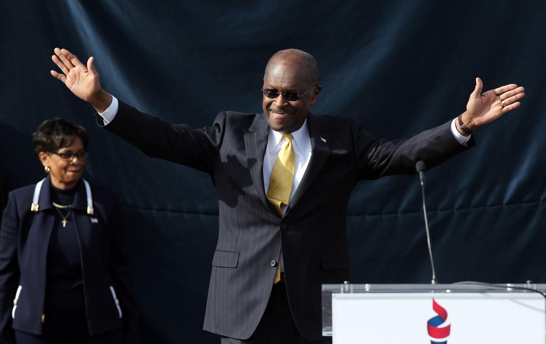 Herman Cain to Speak at Fordham Law School