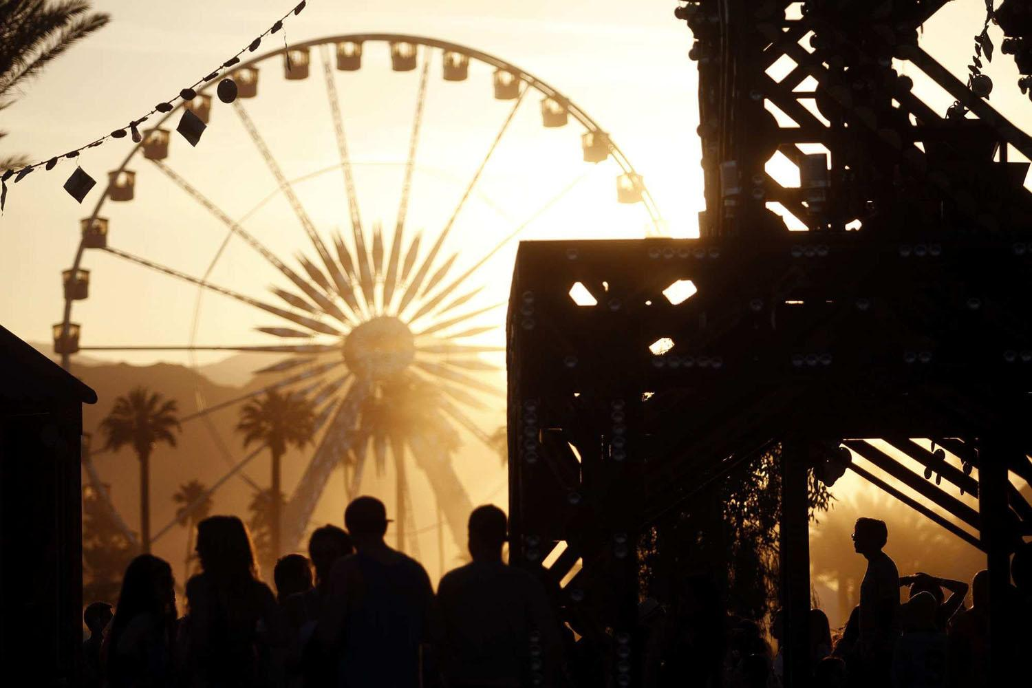Coachella 2012 Marked By A Lineup Of Eclectic Acts The Observer
