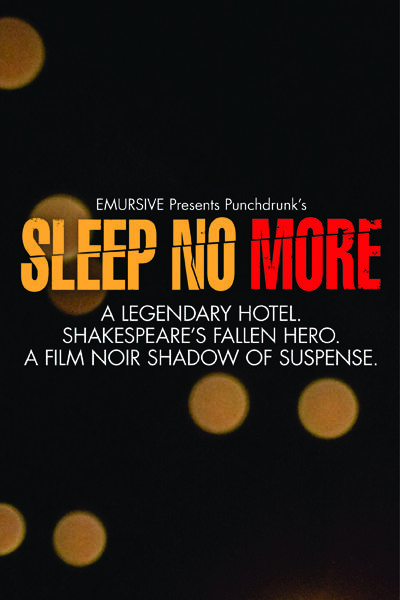 """""""Sleep No More"""" is a unique work of theater that gives the audience an unsettling and immersive experience. (Courtesy of o+m Company)"""