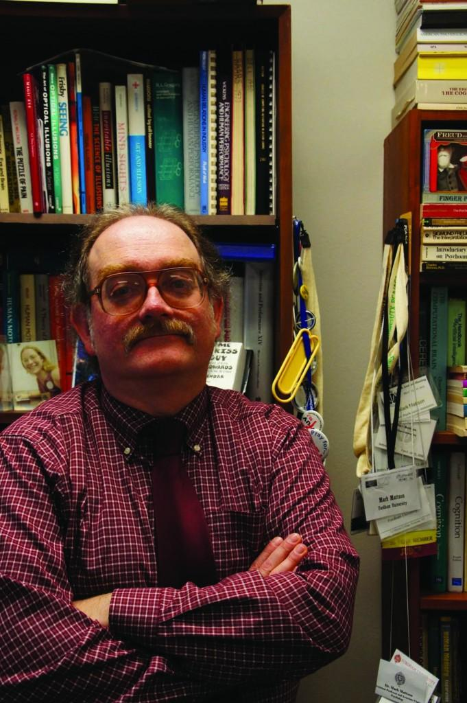 Associate Dean at Fordham College at Lincoln Center Mark Mattson proposes advising solutions. (Tavy Wu/The Observer)