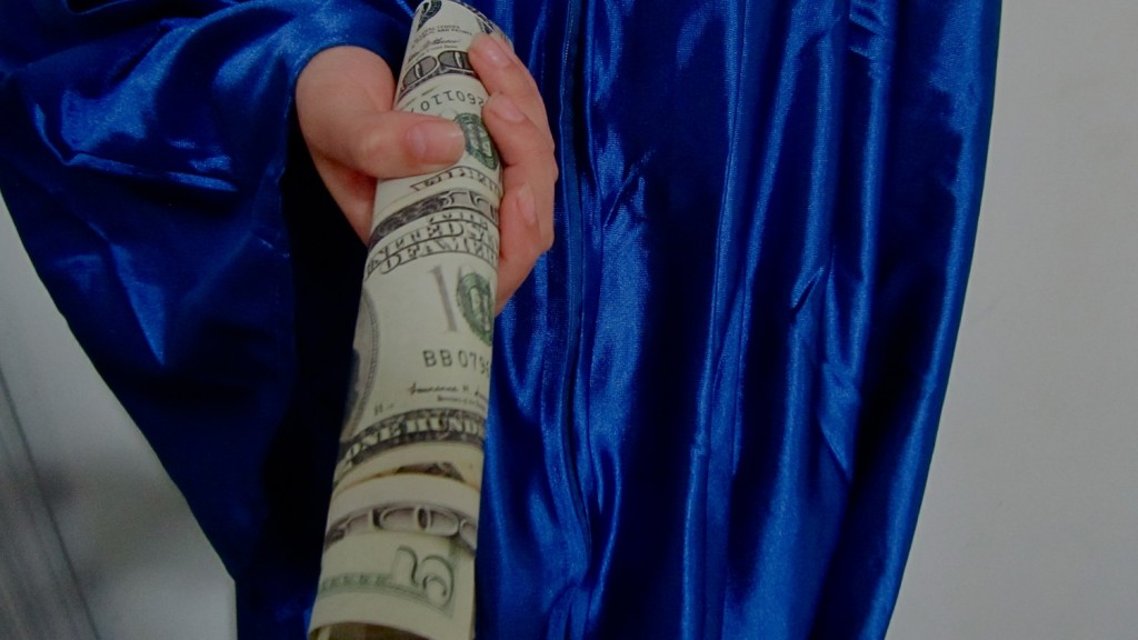 Students contemplating the monetary value of college degrees have to take into account a wide range of factors in choosing a major. (Photo Illustration by Zeinab Sayed/The Observer)