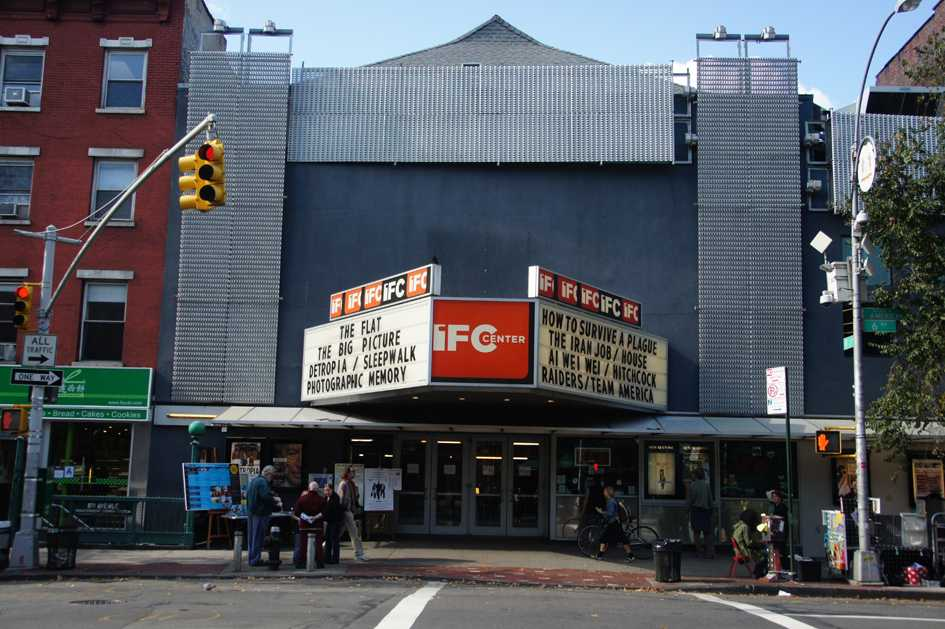 Five NYC Movie Theaters That Break From the Mainstream