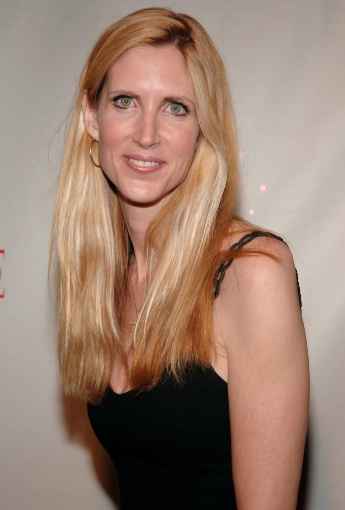 Ann Coulter. (Nicolas Khayat/Abaca Press/MCT)
