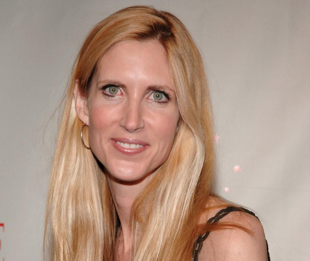 Ann Coulter, conservative writer. (Courtesy of Nicolas Khayati/ABAC Press/ MCT)