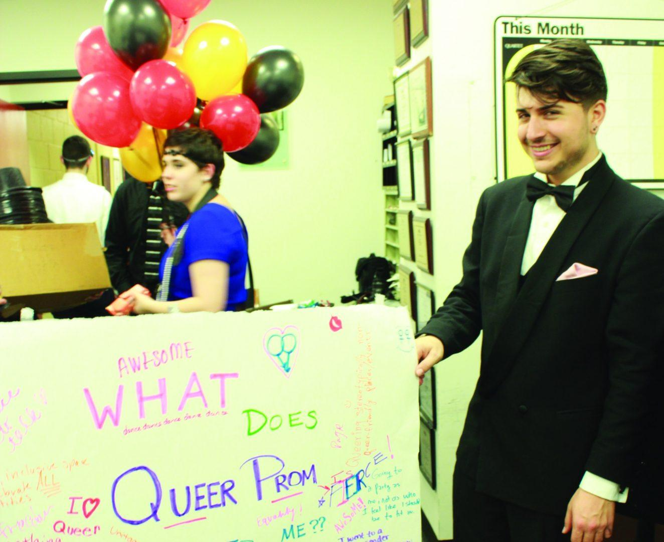 """""""Queer"""" Approved for Campus Social Events"""