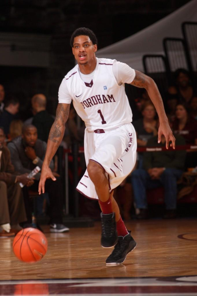 Fordham Loses to Dayton in A10 Conference Game, 96-51