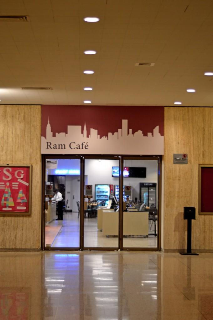 Students React to Ram Café Renovations