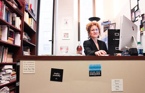 Office Hours… with Professor Jackaway