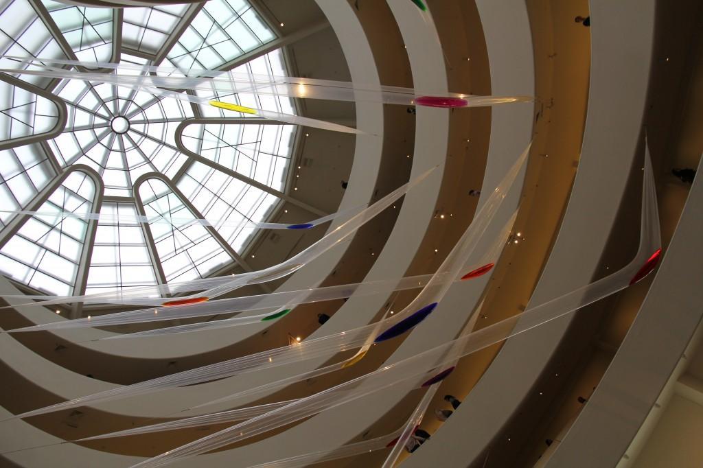 Guggenheim's Splendid Playground