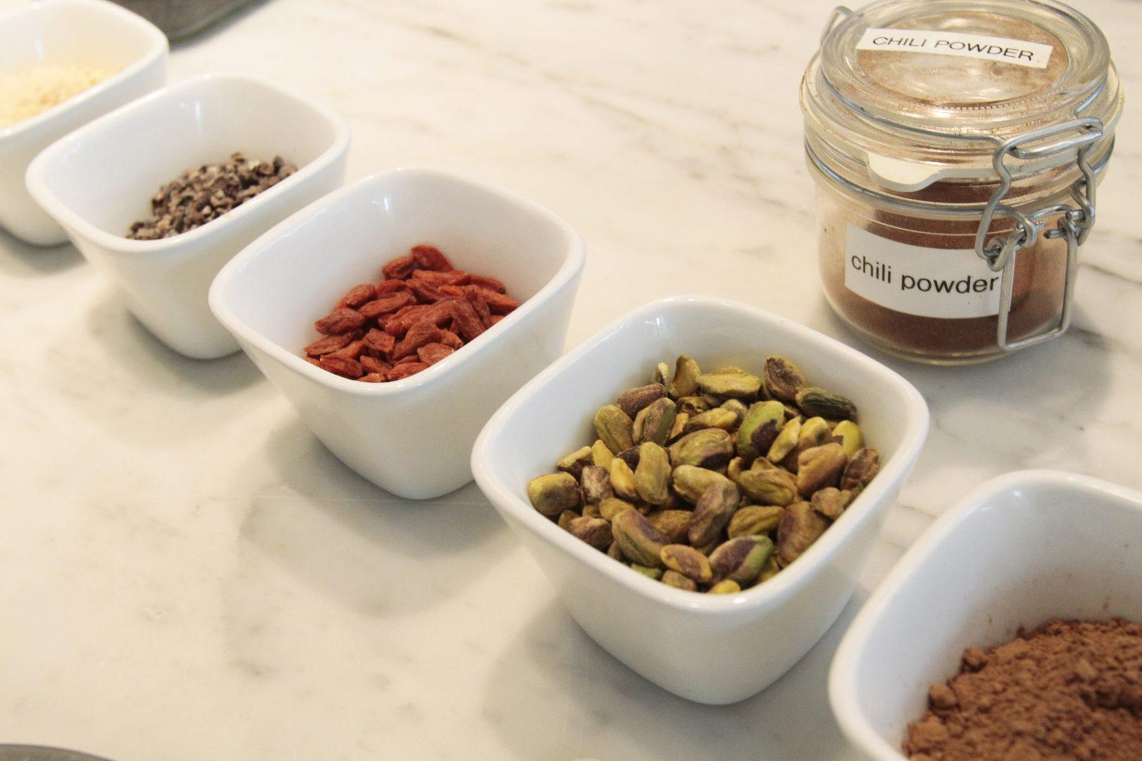 Want to try a new diet? Try adding nuts to yogurts. (Anne Cusack/Los Angeles Times/MCT)