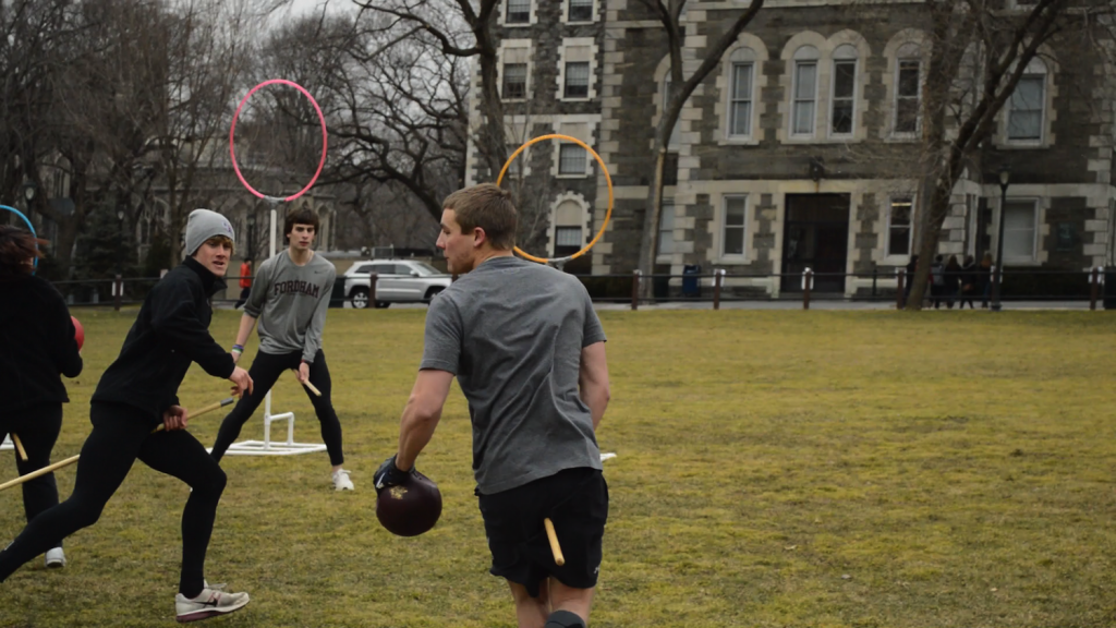 Quidditch Club Approaches Approval at Rose Hill