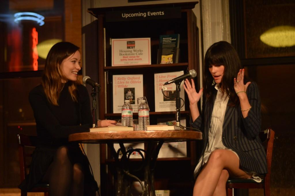 Kelly Oxford Celebrates Book Release at Housing Works