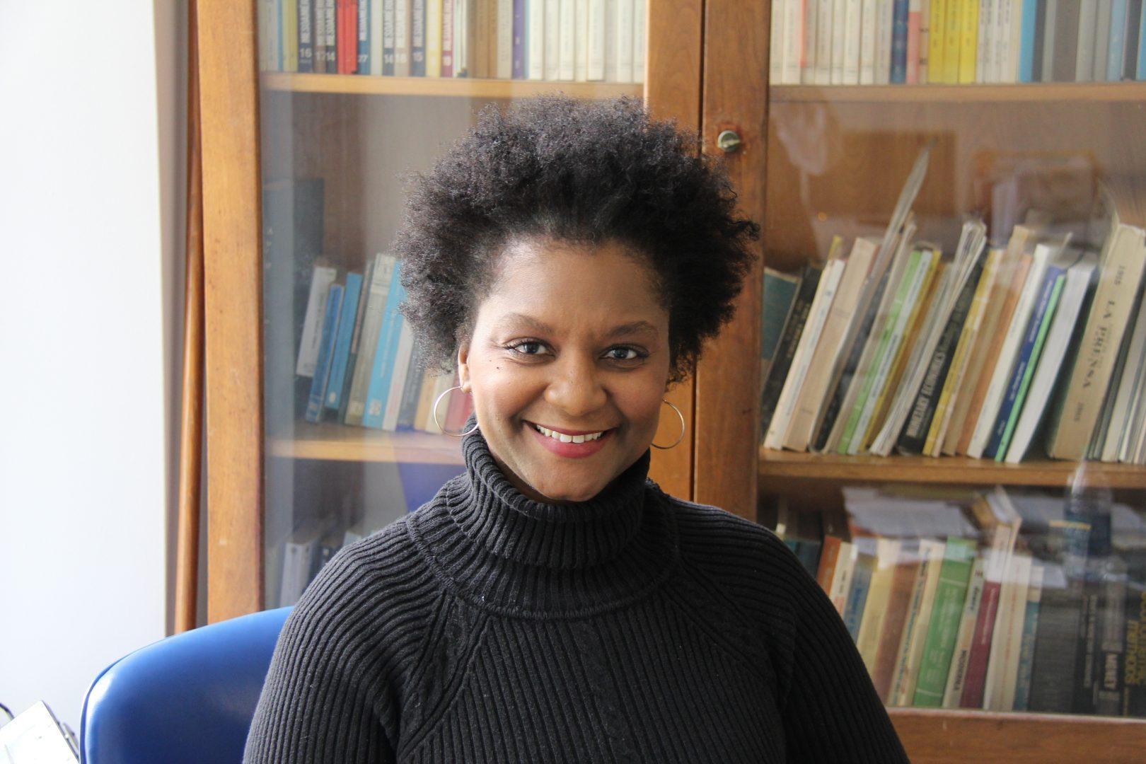 Sandra Arnold is Searching for Respect for Forgotten Slaves