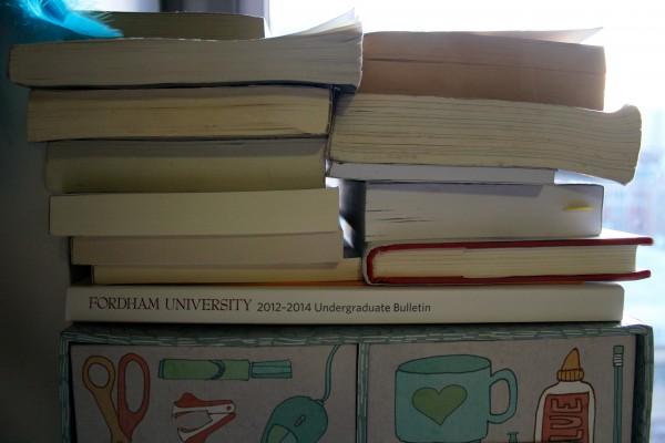 Fordham University's Undergraduate bulletin (Jess Luszczyk/The Observer)