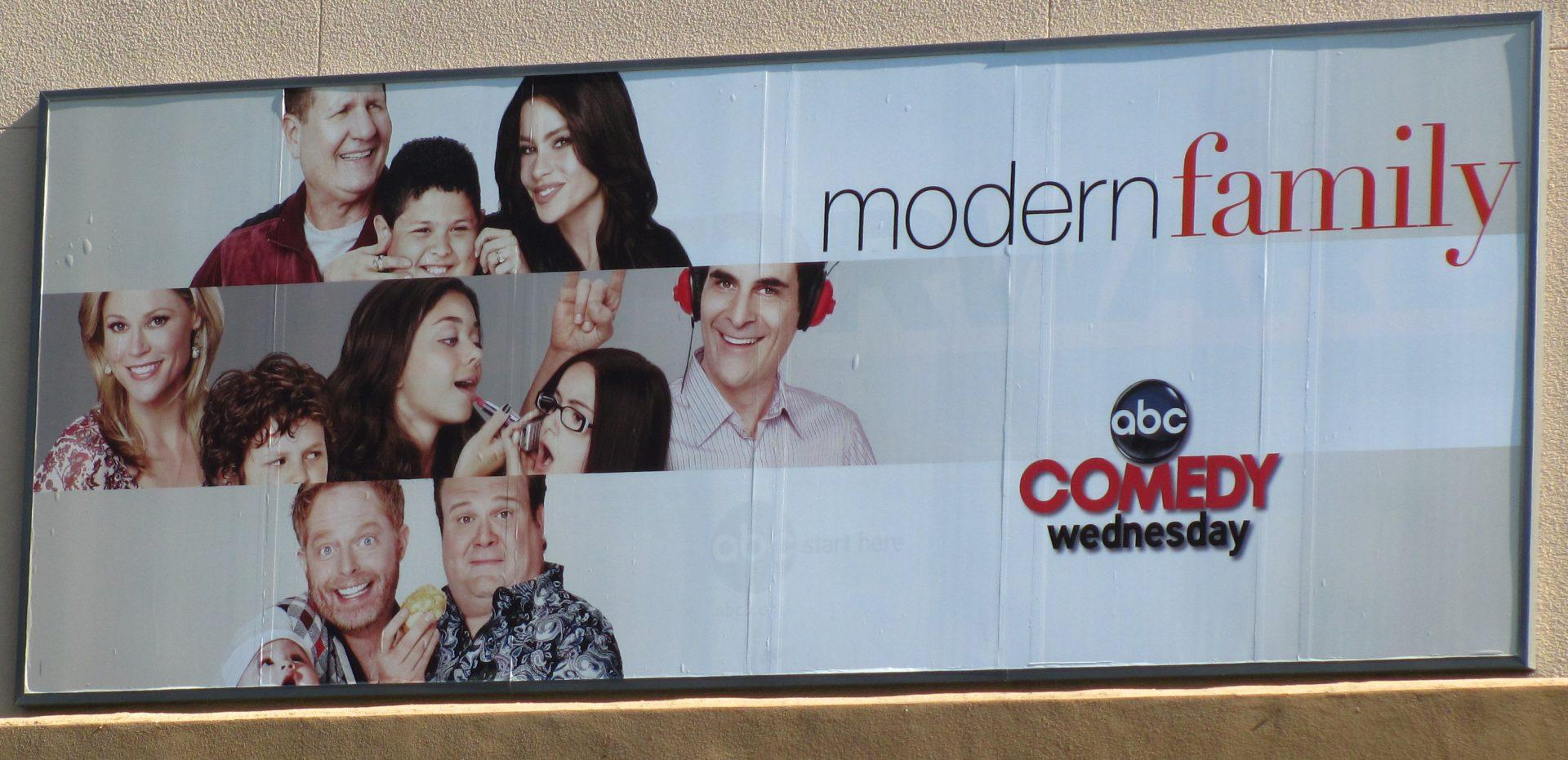 "ABC's hit comedy ""Modern Family"" features notable LGBTQ characters. (Lloren Javier via Flickr)"