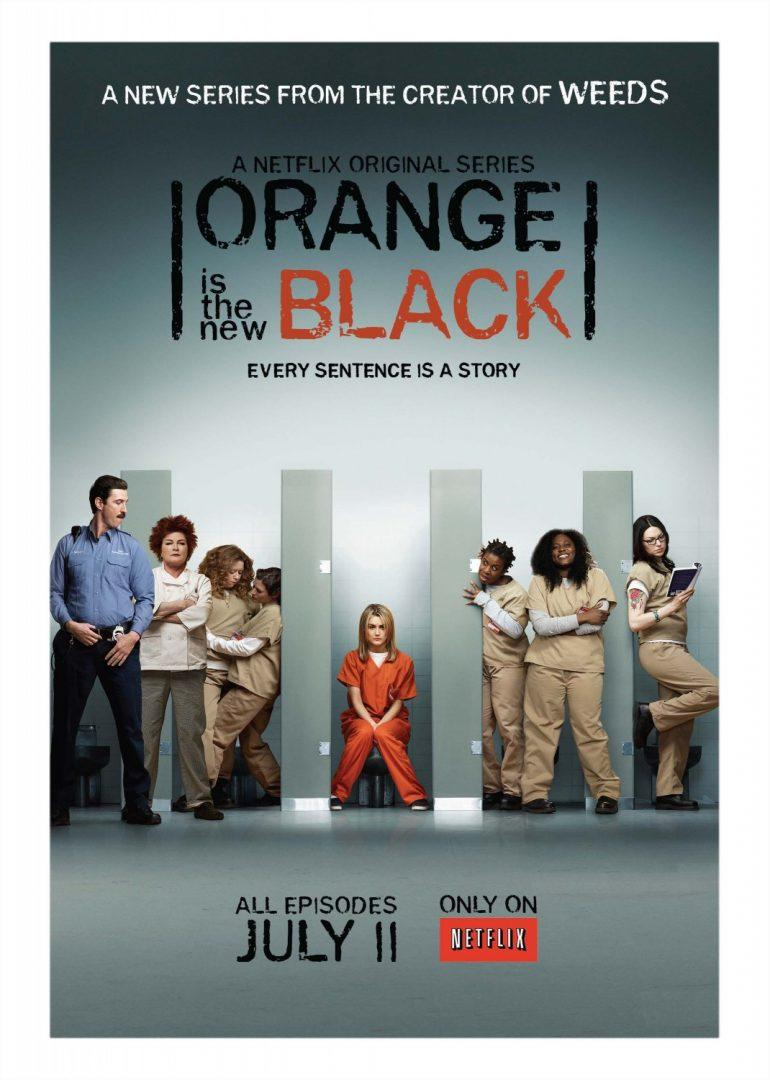 (Courtesy of Lionsgate televsion/Netflix)  Orange is the New Black's discussion portal is going to take place on Oct. 31 at McMahon