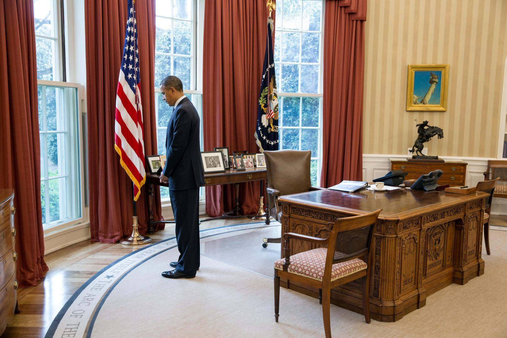 Pete Souza/Official White House Photo/MCT