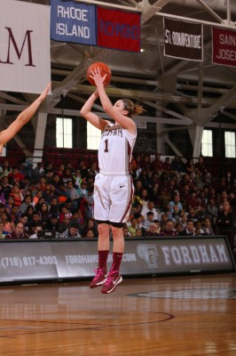 Captain+Erin+Rooney+believes+team+chemistry+has+contributed+to+both+individual+and+group+success.+%28Courtesy+of+Fordham+Sports%29