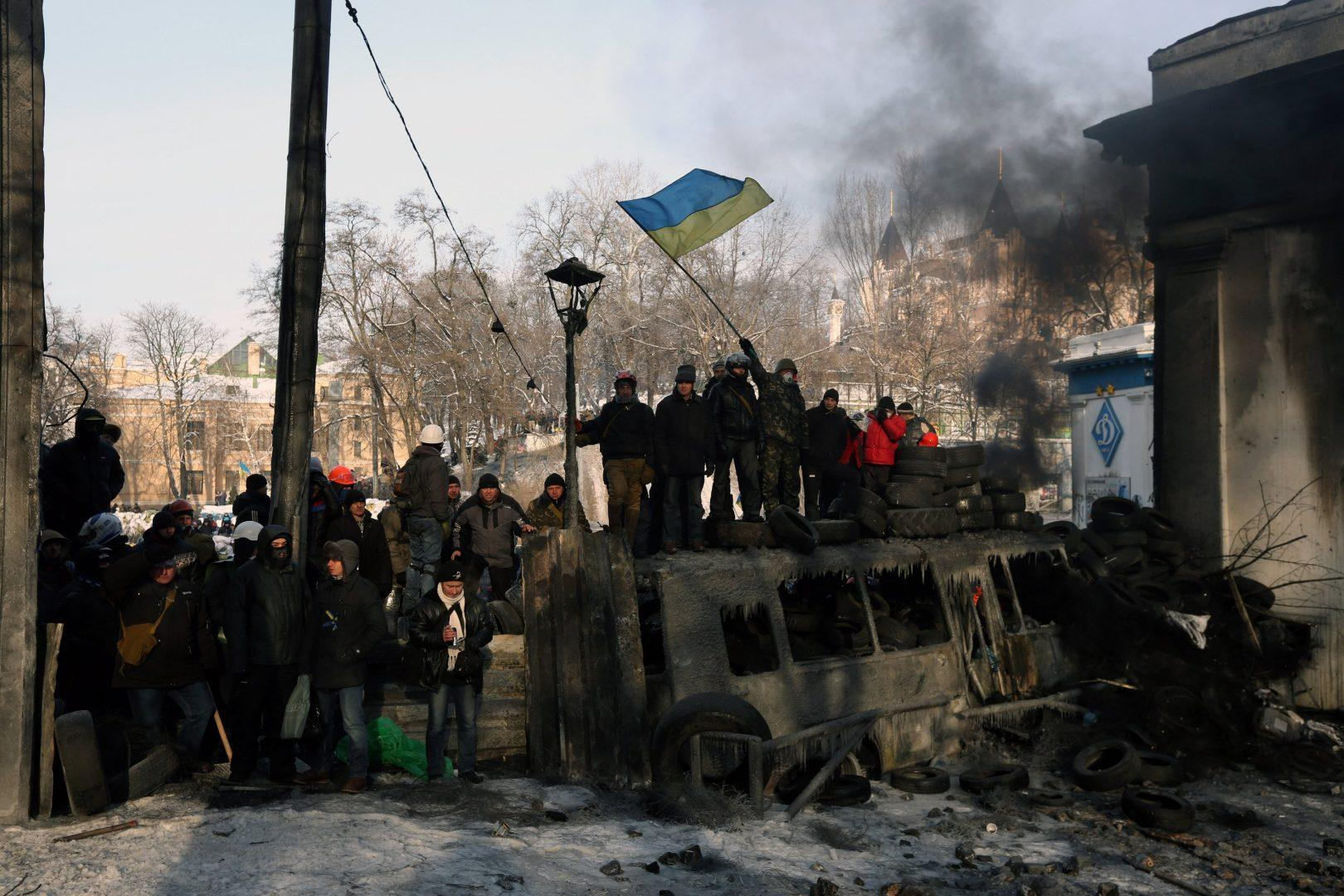 Should The U.S. Get Involved In Ukraine?