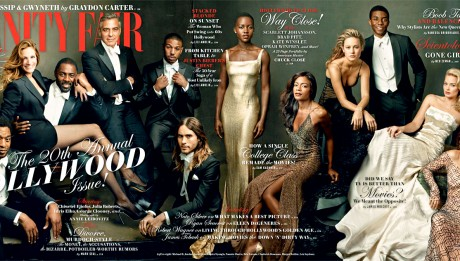 Vanity Fair Isn't Worthy of Praise for Its Colorblind Cover
