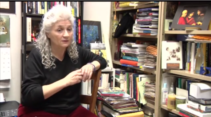 VIDEO: Women's History Month featuring Professor Babette Babich