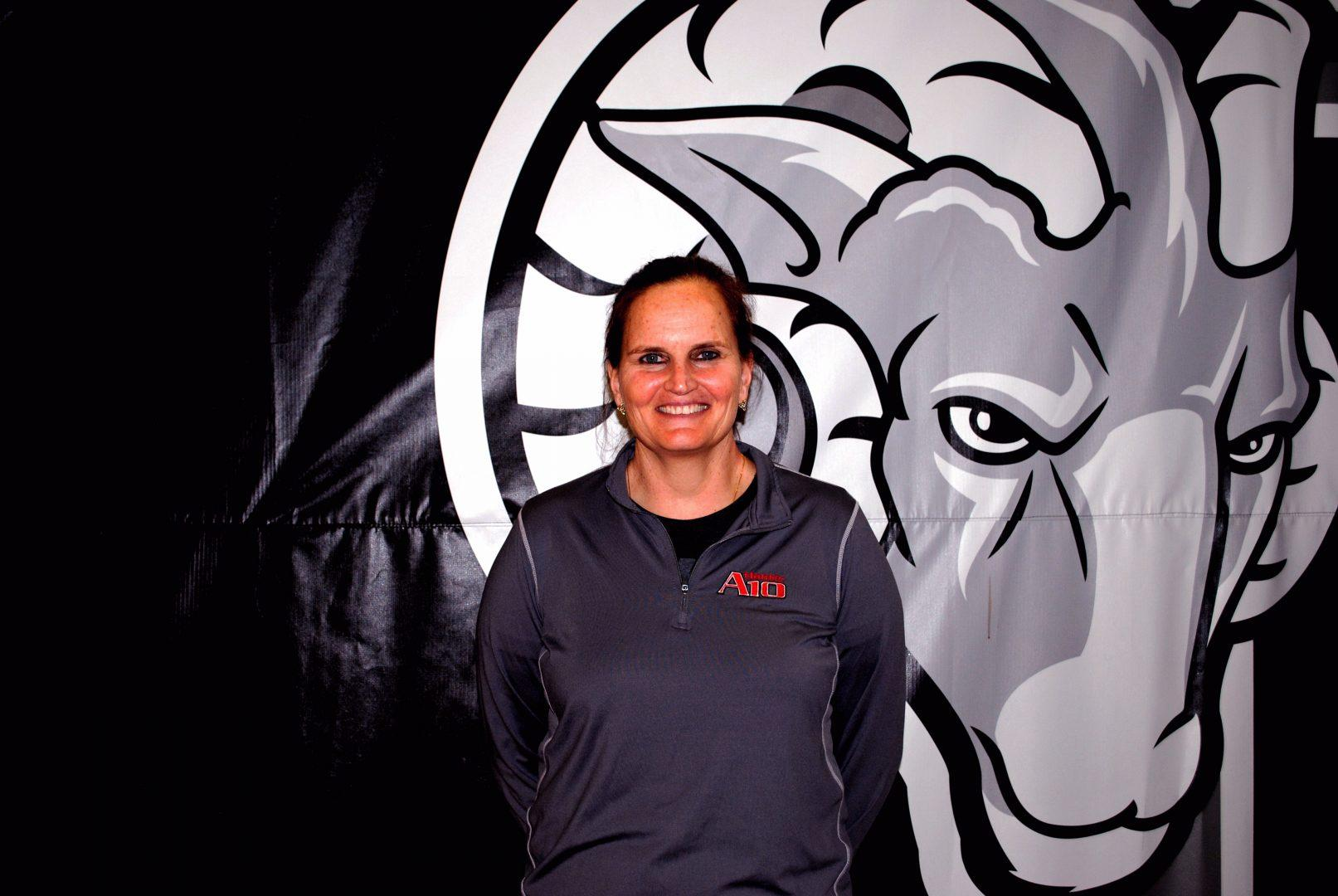 Coach Stephanie Gaitley Talks Basketball and Life