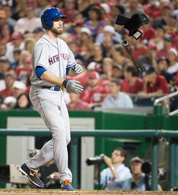 Ike Davis is one of the first basemen treated unfairly by the Mets. (Harry E. Walker via MCT)