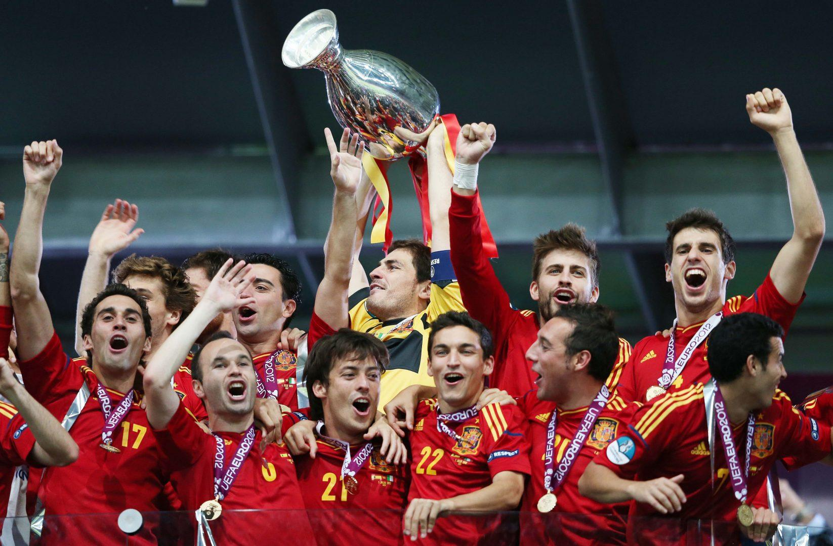 Spain's Quest for History in the World Cup